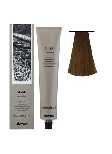 Davines Davines Mask Vibrachrom Saç Boyası 8,33 Açık Kumral Yogun Altın 100 Ml Renksiz